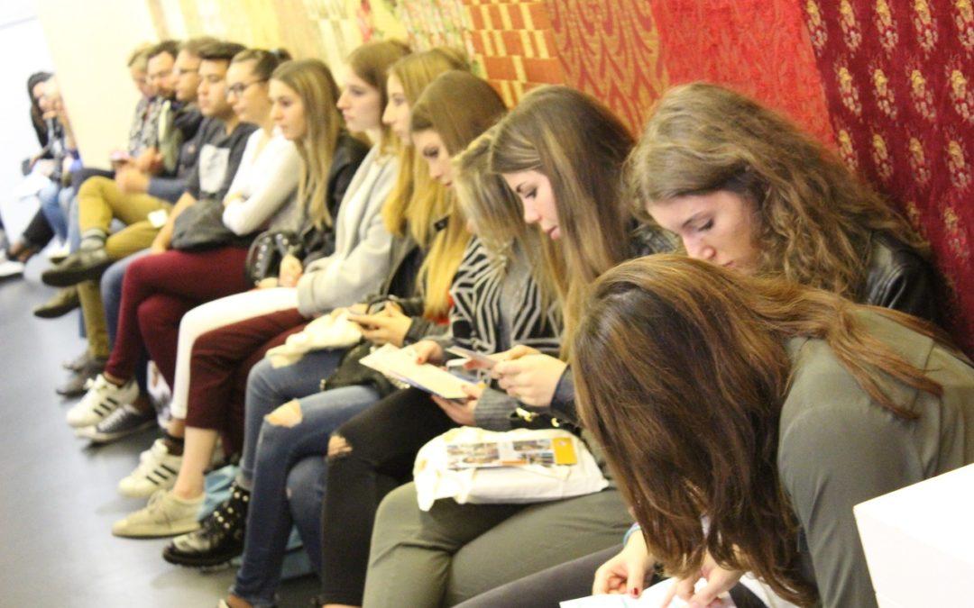 GIRLS' DAY: DONNE E RAGAZZE NEL MONDO DEL LAVORO